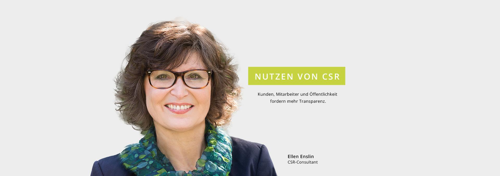Nutzen von CSR