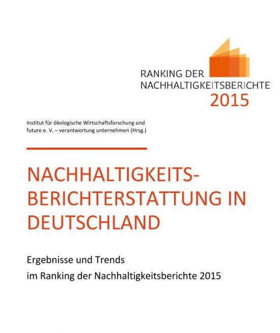 Nachhaltigkeitsberichte 2015